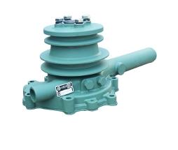 重汽发动机水泵