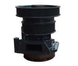 重汽水泵配件